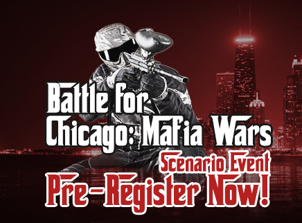 Battle for Chicago Scnenario Event - Pre-Register Now!