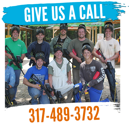 call us for more info on paintball bachelor parties