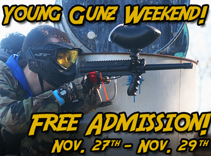young guns weekend