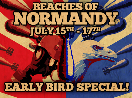 Battle for Iwo Jima Paintball Scenario Event - Early Bird Special