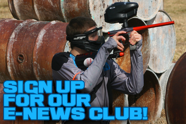 White River Paintball Email News Specials