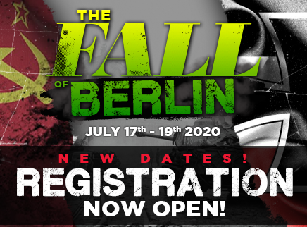 Fall of Berlin Paintball Scenario Event