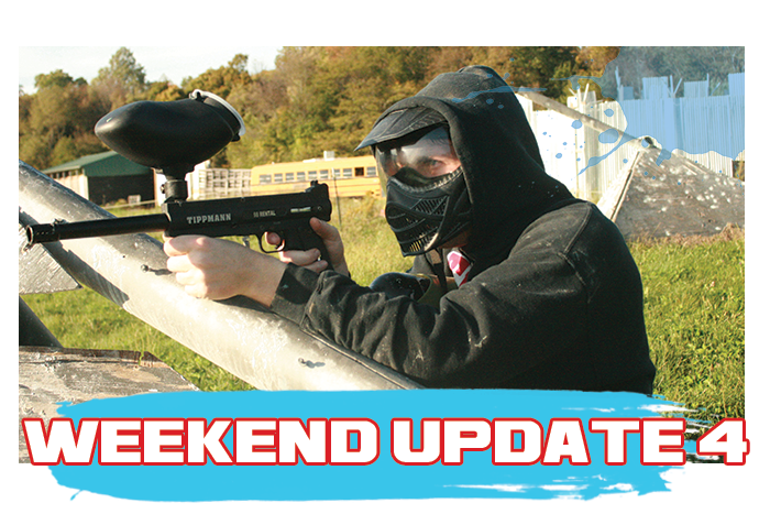 White River Paintball - WRP Action Update Feb. 14th
