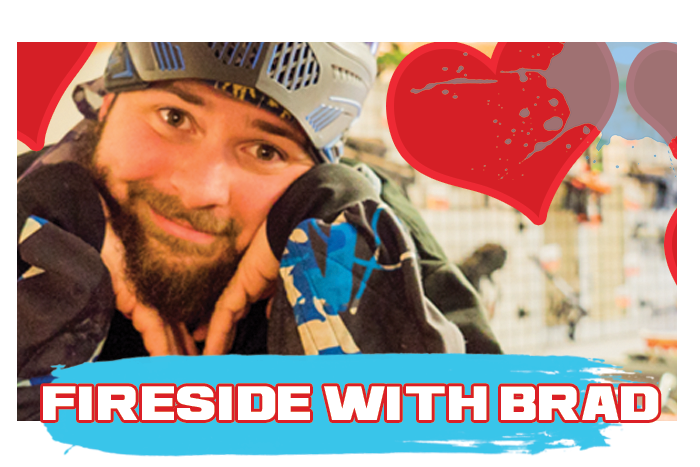 White River Paintball - Fireside with Brad: Valentine's Day at White River Paintball