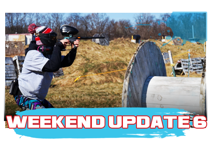 White River Paintball - White River Paintball Action Update Feb. 28th