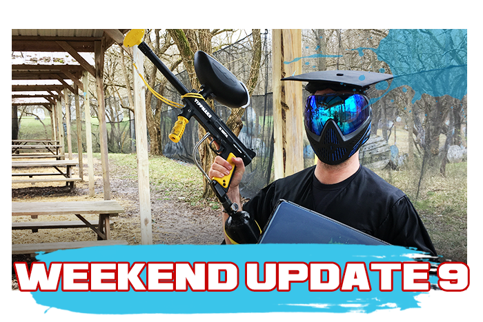 White River Paintball - White River Paintball Action Update #9