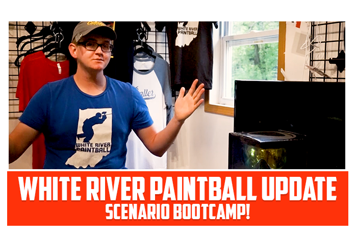 White River Paintball - White River Paintball's Special Slammed Action Update!