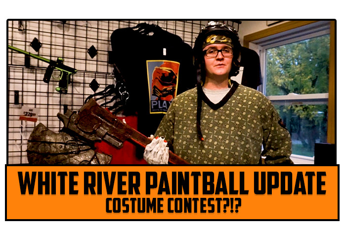 White River Paintball - White River Paintball's Action Update - Costume contest?!?