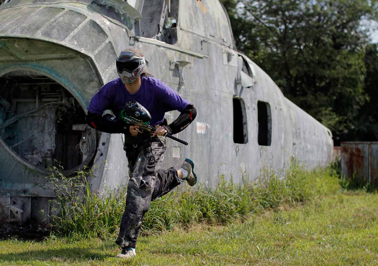 Paintball Fields White River Paintball Outdoor