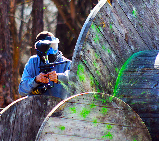 White River Paintball Indianapolis Indiana S Premier Paintball Facility